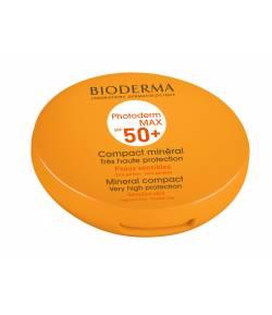 PHOTODERM Max Compact Dorado SPF50+ 10gr BIODERMA Protección solar