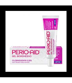 Gel Bioadhesivo PERIO-AID Clorhexidina 0.2% con Ácido Hialurónico 30ml Encías Sensibles