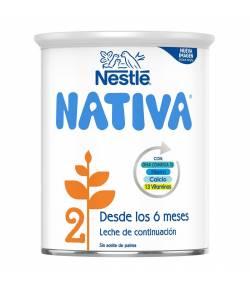 Nativa 2 800gr NESTLE Continuación