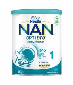 Nan Optipro 1 800gr NESTLE Lactantes