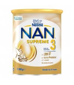 NAN SUPREME 3 800gr NESTLE Infantil