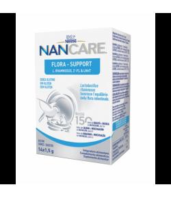 Nan Care Flora Support 14 Sobres NESTLÉ Leches