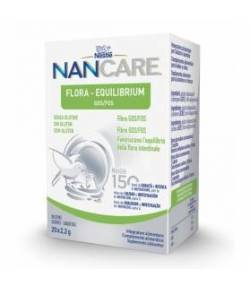 Nan Care Flora Equilibrium 20 Sobres NESTLÉ Vitaminas