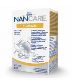Nan Care Vitamina D Gotas 5ml NESTLÉ Vitaminas
