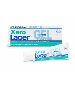 Xero Lacer Gel Tópico 50ml LACER Boca Seca