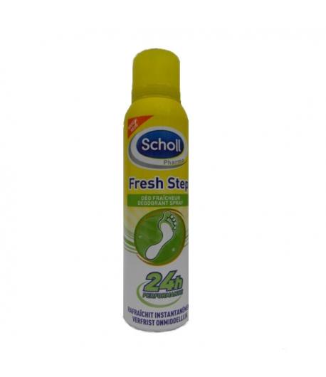 Aerosol Desodorante Pies Fresh Step DR SCHOLL 150ml Desodorantes