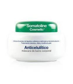 Anticelulítico Mascara de Barro Corporal SOMATOLINE Cuidados