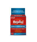 MEGARED Omega-3 Aceite de Krill 40cap Colesterol