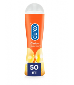 Lubricante Play Calor DUREX 50ml Lubricantes