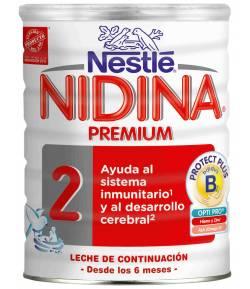 Nidina 2 800gr NESTLE Continuación