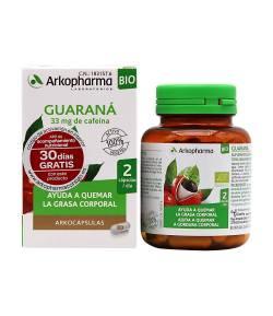 ARKOCÁPSULAS Guaraná 80caps ARKOPHARMA