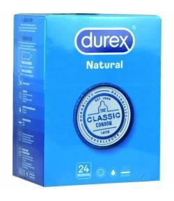 Preservativo Natural Plus DUREX 24ud Preservativos
