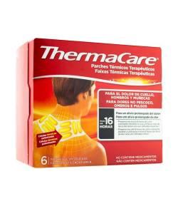 THERMACARE Parche Térmico Cuello Hombro 6uds Antiinflamatorio