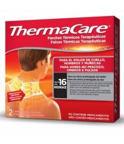 THERMACARE Parche Térmico Cuello Hombro 2ud Antiinflamatorio
