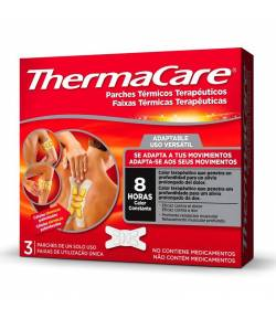THERMACARE Parches Térmicos Adaptables 3uds Antiinflamatorio