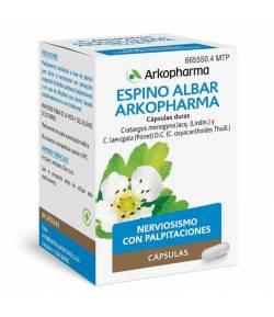 ARKOCÁPSULAS Espino Albar 350mg 48caps ARKOPHARMA Estrés