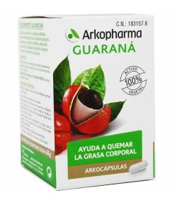 ARKOCÁPSULAS Guaraná 33mg 40caps ARKOPHARMA Control de Peso