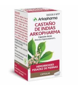 Castaño De Indias 48caps ARKOPHARMA Tránsito Intestinal