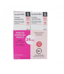 Crema Antiestrías 2x250ml SUAVINEX Estrías