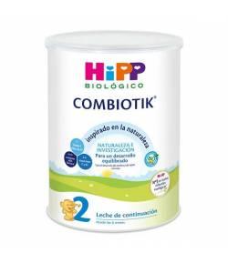 COMBIOTIK LACTANTES HIPP 2 800gr Continuación