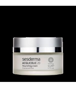 Acglicolic Crema Nutritiva 20% 50ml SESDERMA Antiedad
