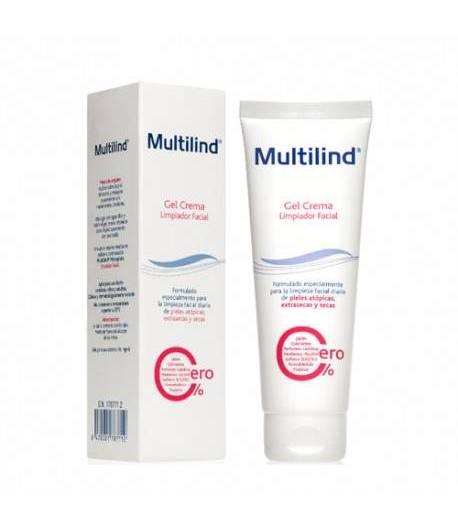 Gel-Crema Limpiador Facial 125ml MULTILIND Limpiadores