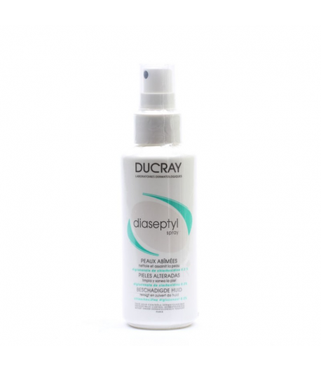 Diaseptyl Spray DUCRAY 125ml Desinfectantes