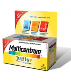 Multicentrum Junior 30comp