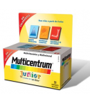 Multicentrum Junior 30comp Vitaminas