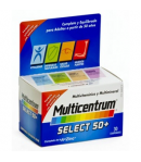 Multicentrum Select 50+ 30comp