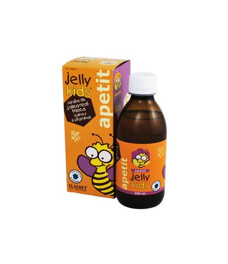 Jelly Kids Apetit 250ml Vitaminas