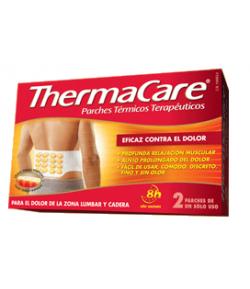 THERMACARE zona Lumbar y Cadera 2ud Antiinflamatorios