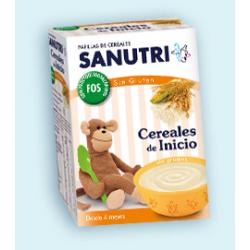 Cereales de Inicio con FOS SANUTRI 600gr