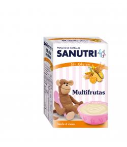 Multifrutas SANUTRI 300gr Sin Glúten