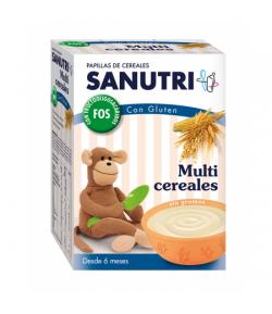 SANUTRI Multicereales 600gr 8 Cereales