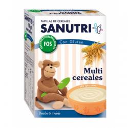 SANUTRI Multicereales 600gr