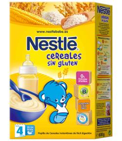 Cereales sin Gluten 600gr NESTLE Sin Glúten