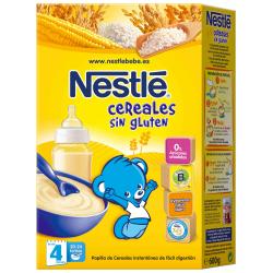 Cereales sin Gluten 600gr NESTLE