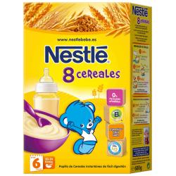 8 Cereales 600gr NESTLE