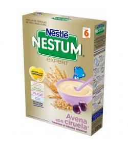 Papilla Nestum Avena con Ciruela 250gr NESTLE 5 Cereales