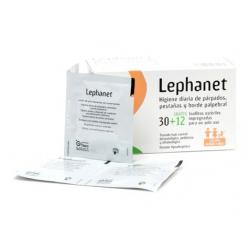 Toallitas Limpiadoras LEPHANET 30+12ud