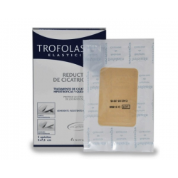 Apósitos Reductor de Cicatrices 5x7,5cm 5ud TROFOLASTIN
