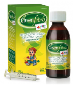 Fibra Vegetal Líquida 200ml CASENFIBRA JUNIOR Tránsito Intestinal