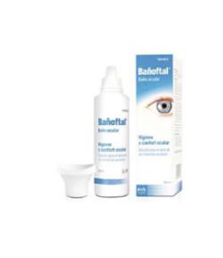 Baño Ocular BAÑOFTAL 200ml Ojos