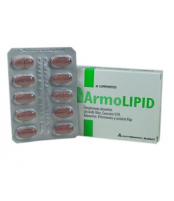 Armolipid 20comp Colesterol