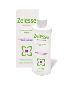 Solución Limpiadora Sin Jabón ZELESSE 250ml Higiene Íntima