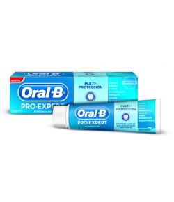 Pasta Dentrífiica Pro-Expert Multiprotección 125ml ORAL-B Dentífricos