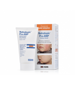 Crema Facial Nutratopic Pro-AMP 50ml ISDIN