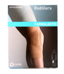 Rodillera FARMALASTIC T-E Rodilla