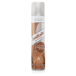 Champú Seco Medium & Brunette 200ml BATISTE
